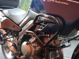 Padací rámy Suzuki DL 1000 V-Strom (02-07) Černé