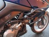 Padací rámy Suzuki DL 1000 V-Strom (02-07) Černé RD moto