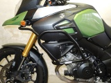 Padací rámy Suzuki DL 1000 V-Strom (14-) Černé RD moto