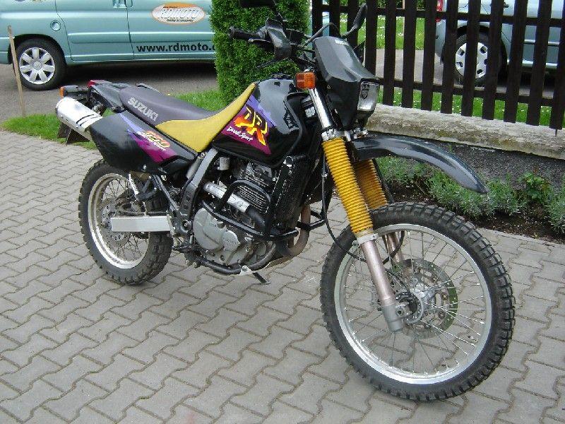 Padací rámy Suzuki DR 650 SE RD moto