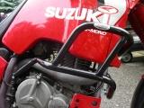 Padací rámy Suzuki DR 750 Big Černé