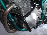 Padací rámy Suzuki GSX 750 Inazuma 3-bod RD moto