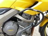 Padací rámy Yamaha TDM 900 Černé vrchní