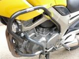 Padací rámy Yamaha TDM 900 Černé vrchní RD moto