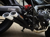 Kompletní výfukový systém Ixil Honda CBR 650 F (14-17) Nerez XB