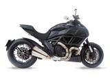 Výfuk Zard Ducati Diavel Nerez Limited Edition