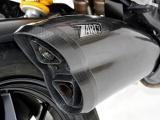 Výfuk Zard Ducati Hypermotard 821 (13-16) Carbon