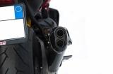 Výfuk Zard Ducati Monster 821 (14-) Carbon