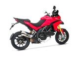 Výfuk Zard Ducati Multistrada 1200 (10-14) Nerez