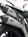 Výfuk Zard Ducati Streetfighter 848 (12-) System