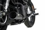 Výfuk Zard Harley Davidson Sportster (03-13) Black Systém