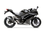 Výfuk Zard Kawasaki Ninja 250-300 R (13-17) Penta