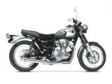 Výfuk Zard Kawasaki W 800 Systém
