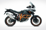 Výfuk Zard KTM 1190 Adventure (13-16) Nerez