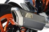 Výfuk Zard KTM RC 125 (14-16) Penta