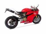 Výfuky Zard Ducati 1199 Panigale Underseat