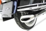 Výfuky Zard Harley Davidson Touring Penta