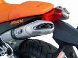 Výfuky Zard KTM SuperDuke 990 LC8 (05-13) Penta