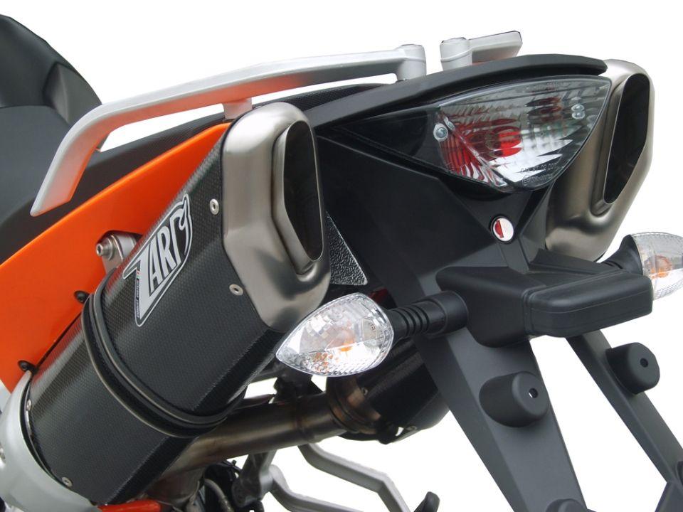 Výfuky Zard KTM Supermoto 950 SM (05-07) Penta