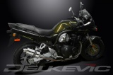 Výfuk Delkevic Suzuki GSF 1200 Bandit (00-05) Nerez 225mm