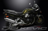 Výfuk Delkevic Suzuki GSF 1200 Bandit (00-05) Nerez 450mm