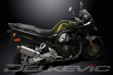 Výfuk Delkevic Suzuki GSF 1200 Bandit (06) Nerez Tri-ovál 320mm