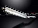Výfuk Delkevic Suzuki GSF 1200 Bandit (06) Nerez 450mm