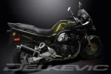 Výfuk Delkevic Suzuki GSF 600 Bandit (01-04) Carbon 350mm