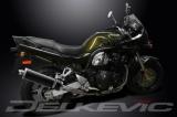 Výfuk Delkevic Suzuki GSF 600 Bandit (01-04) Carbon 450mm