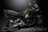 Výfuk Delkevic Suzuki GSF 600 Bandit (01-04) Carbon 200mm