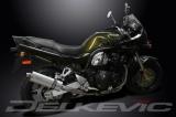 Výfuk Delkevic Suzuki GSF 600 Bandit (01-04) Nerez 350mm