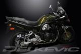 Výfuk Delkevic Suzuki GSF 600 Bandit (94-00) Carbon 225mm