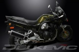 Výfuk Delkevic Suzuki GSF 650 Bandit (05-06) Carbon 450mm
