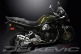 Výfuk Delkevic Suzuki GSF 650 Bandit (05-06) Nerez 225mm