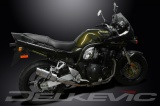 Výfuk Delkevic Suzuki GSF 650 Bandit (05-06) Nerez 200mm
