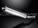 Výfuk Delkevic Suzuki GSF 650 Bandit (07-15) Nerez 450mm