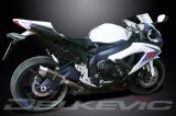 Výfuk Delkevic Suzuki GSX-R 600 (11-15) Carbon 200mm