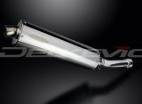 Výfuk Delkevic Suzuki GSX-R 750 (11-15) Nerez 450mm