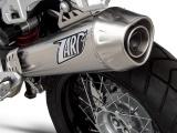 Výfuk Zard Moto Guzzi Stelvio 1200 (08-) Conical
