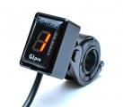 Držák na řidítka pro GiPro ukazatele černý