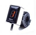 Držák na řidítka pro GiPro ukazatele chromový