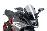 Plexi Puig KTM RC 125 (14-19) Racing