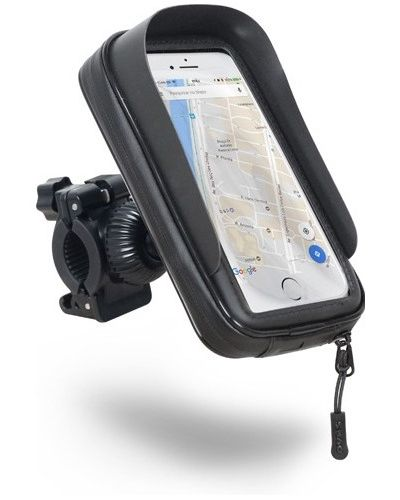 """Držák na Mobil, nebo GPS Shad 6,0"""" pro moto řídítka"""