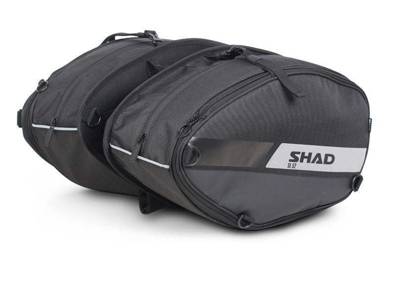 Boční brašny na motorku Shad SL52 - cestovní