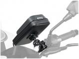 """Držák na Mobil, nebo GPS Shad 6,6"""" pro moto řídítka"""