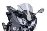 Plexi Puig Kawasaki Ninja 300 (13-17) Racing