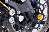 Padací protektory do přední osy kola Suzuki B-KING (od 2008) RD moto