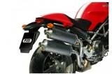 Výfuky Mivv Ducati Monster S2R 800 (05-) Oval Nerez