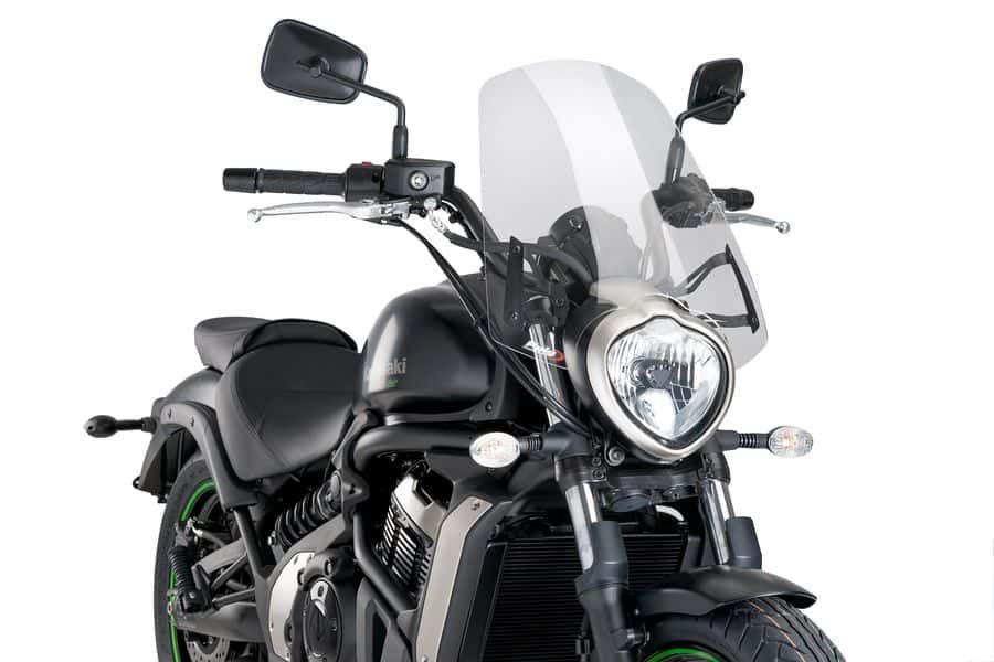 Puig Naked New Generation Windscreen Clear #8164W Kawasaki