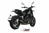 Výfuk Mivv Benelli Leoncino 500 (17-20) Suono Black
